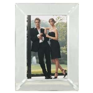 Malden Bevel Mirror Picture Frame, 4 Inch by 6 Inch