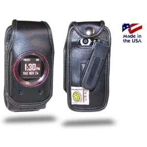 Casio GZone Ravine 2 Executive Leather Turtleback Phone