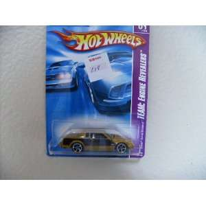 Hot Wheels Buick Grand National Engine Revealers[toy]