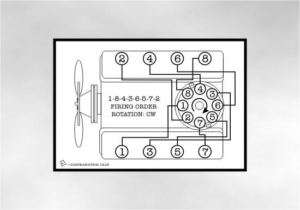 ORDER DECAL fits mopar chrysler dodge or plymouth v8 engine