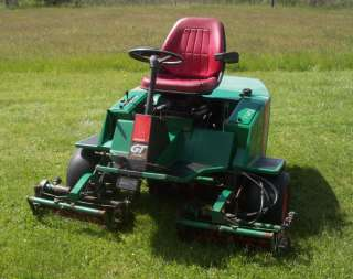Ransomes GT Kubota Diesel 3 Reel Golf Course Greens Near Zero Turn