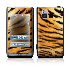 LG Dare VX9700 Skin Sticker Decal Cover   Tiger Skin