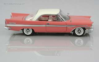 Danbury Mint 1957 Chrysler New Yorker Coupe LE RARE Discontinued MINT