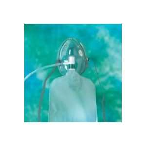 Hudson Adult Non Rebreather O2 Mask with Safety Vent, and
