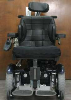 Permobile C300 Mobility Motorized Power Chair Scooter Wheelchair