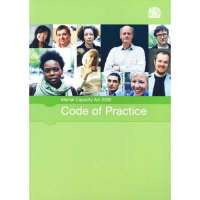 Mental Capacity Act Code of Practice (2007 Final Edition): Code of
