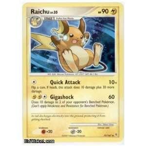 Raichu (Pokemon   Platinum Supreme Victors   Raichu #077