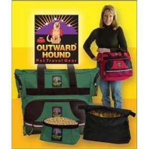 Kyjen Outward Hound Weekender Travel Bag   Green