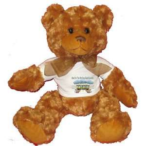 And On The 8th Day God Created MAIL SORTERS Plush Teddy