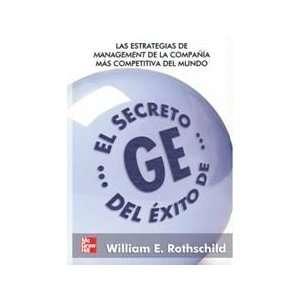 El secreto del exito de GE/ The Secret of the GE Success