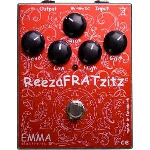 Emma Electronic ReezaFRATZzitz II Overdrive and Distortion