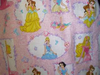 Disney Princess w/Frame Pink Dress Set Sz 12M 10yrs