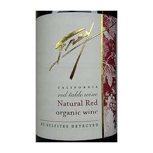 2010 Frey Vineyards Natural Red 750ml 750 ml: Grocery