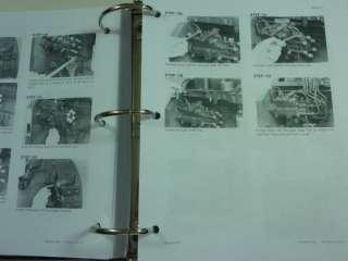 Case 680K Loader Backhoe Service Repair Manual Book