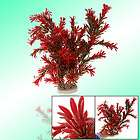 Fish Aquarium Pond Tank Plastic Plant Decoration