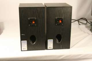 Pinnacle Bookshelf Speakers Model AC 550