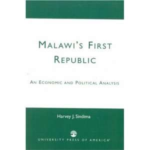and Political Analysis (9780761823322) Harvey J. Sindima Books