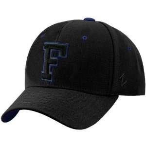 Zephyr Florida Gators Black Fadeout II Fitted Hat