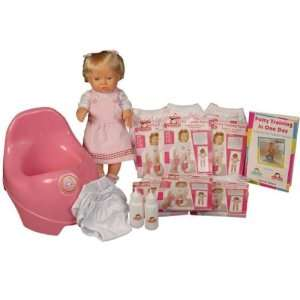 Potty Training in One Day   The Advanced System for Girls