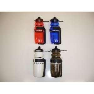 BELL WATER BOTTLE CASE 10 PIECE RED/WHITE/BLUE/BLACK