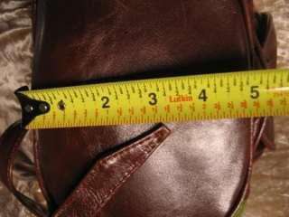 kilim leather hand woven Turkish falt carpet back pack purse bag