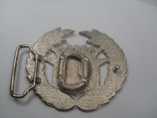 Famous Stars and Straps CADILLAC Bottle Op Belt Buckle