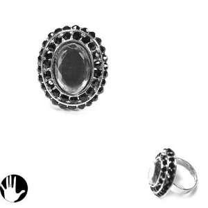 Women Night Bird Fashion Jewelry / Hair Accessories Oval Jewelry