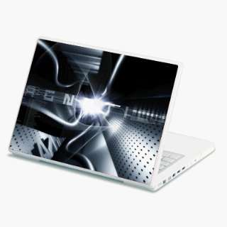 Chrome Tunnel Laptop Notebook Vinyl Coverl Skin Sticker Electronics