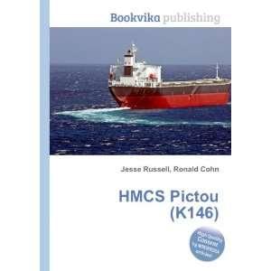 HMCS Pictou (K146) Ronald Cohn Jesse Russell Books