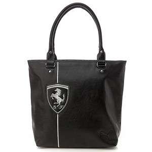 ... Duffle Travel Weekend Bag · BN PUMA Ferrari LS PU Leather Tote Shopping  Bag in Black Color ... 89467f87c7a3a