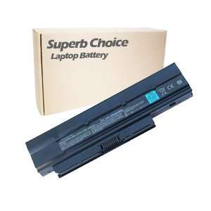 New Laptop Replacement Battery for TOSHIBA Satellite T235D Series; 6