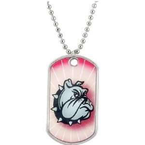 and Scholastic Dog Tags   Colorful Tags BULL DOG