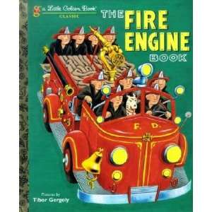 The Fire Engine Book [FIRE ENGINE BK] Books