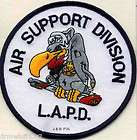 Los Angeles   Air Support Division, California shoulde