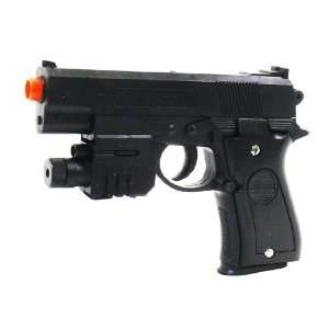 Spring UK Arms 215AF Pistol FPS 140 Airsoft Gun