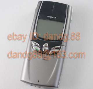 NOKIA 8850 GSM Mobile Cell Phone Unlocked Three Colors