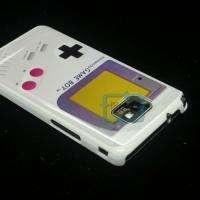 RETRO Nintendo Game Boy hard CASE COVER FOR Samsung Galaxy S2 i9100