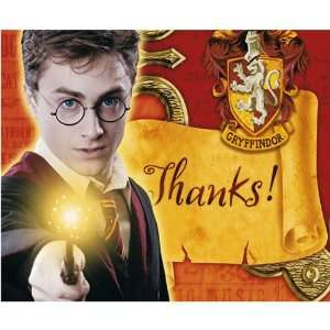 Harry Potter Thank You Notes Toys & Games
