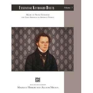 9780739090428) Maurice Hinson, Allison Nelson, Franz Schubert Books