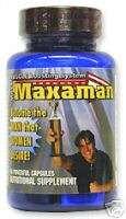 MAXAMAN Herbal Male Enhancement Formula 24 Bottle Case