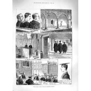 1883 PRINCE ALBERT VICTOR WALES CAMBRIDGE UNIVERSITY: Home