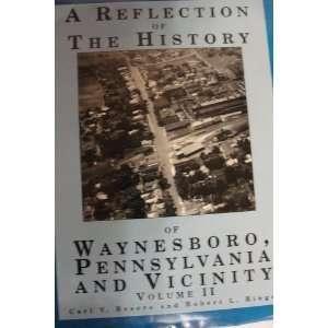 and Viciniy , Vol. Ii Carl V Besore & Rober L Ringer Books
