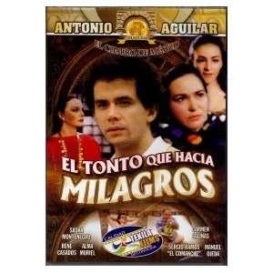 QUE HACIA MILAGROS: Antonio Aguilar, Sasha Montenegro: Movies & TV