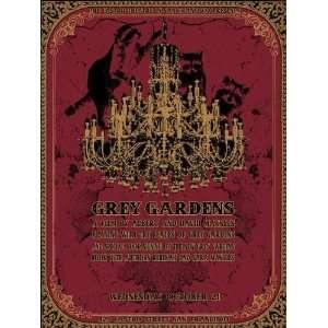 Grey Gardens Poster TV B 11 x 17 Inches   28cm x 44cm Neil