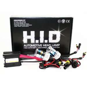H1 Xenon HID Conversion Kit 6000K Diamond White