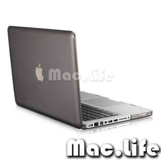 GRAY Crystal Hard Case Cover for NEW Macbook PRO 15