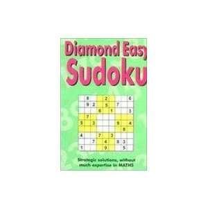 com Diamond Easy Sudoku (9788128811913) Naresh Mohan Lal Sood Books