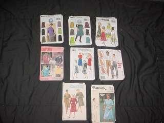 New ladies sewing pattern 14 22 skirts pants +