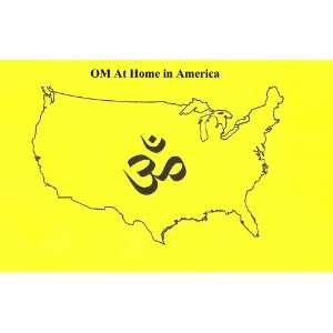 OM at Home in America (9780943913650) Murari Lal Nagar Books