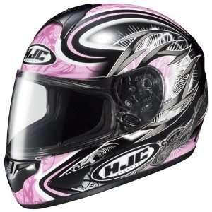 HJC CL 16 Hellion Full Face Helmet Large  Pink